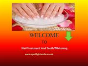 Nail Treatment Services In Surrey