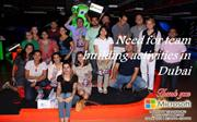 Need for team building activities in Dubai