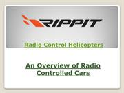 An Overview of Radio Controlled Cars