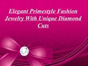 Elegant Primestyle Fashion Jewelry With Unique Diamond Cuts