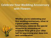 Celebrate Your Wedding Anniversary