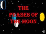 The phases of the moon- hyperlink presentation in ed.tech 1