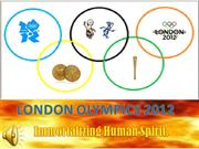 london olympics by sahaj