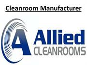 Cleanroom Manufacturer