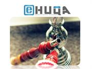 Digital and electronic hookah (or shisha) products