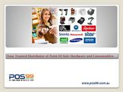 Your Trusted Distributor of Point Of Sale Hardware and Consumables