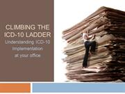 ICD-10 Powerpoint Presentation
