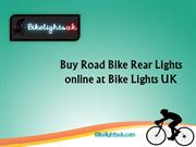 Buy Road Bike Rear Lights online at Bike Lights UK