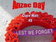 Anzac day sample
