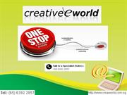 Website Design Company - Creative eWorld