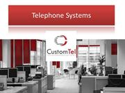 Business Telephone Systems VOIP