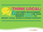 6 Customer Relationship Building Ideas for Your Website Content