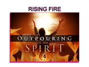 RISING FIRE YOU ARE GOD ALONE