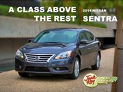 2014 Nissan Sentra Features and Review