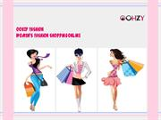 Oohzy Fashion-women's fashion clothing online