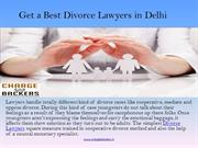 Get a Best Divorce Lawyers in Delhi
