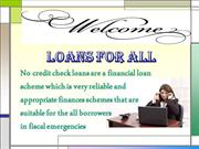 no credit check loans -  Cash Direct Transfer into Your Bank Account