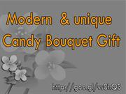 Same Day Candy Bouquet Gift Delivery