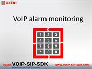 Advantages of VoIP alarm Systems using Ozeki VoIP SIP SDK