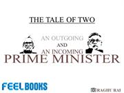 THE TALE OF TWO PRIME MINISTER BY RAGHU RAI