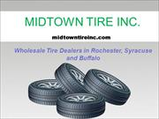 Biggest Tire Warehouse in Rochester, Syracuse & Buffalo of NY