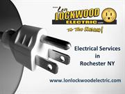 Electrician in Rochester NY - Lon Lockwood Electric