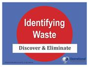 Identifying Waste by Operational Excellence Consulting