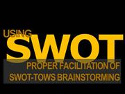 Using SWOT as a Strategy Facilitation Tool
