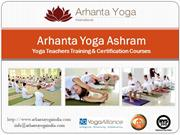 Yoga Teachers Training-India