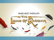 Margaret Papillon The Legend of Quisqueya at Books & Books Coral Gable