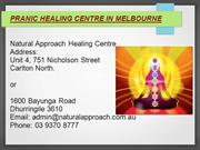 Pranic Healing Centre Melbourne By Natural Approach
