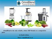 Accessorize Your Kitchen with 3hp Blender