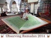 Observing Ramadan 2014 around the World (1)