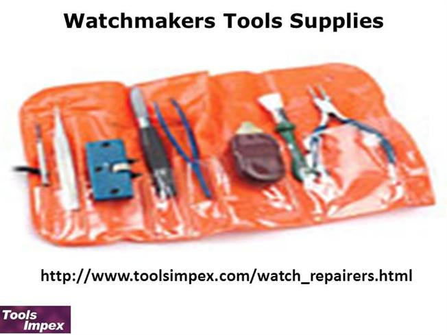 Watchmaker Tools Supplies Watchmakers Tools Supplies