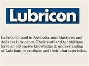 Lubricon- Lubricant Specialists