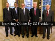 15 Most Inspiring Quotes by US Presidents