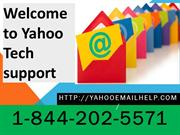 Yahoo Password Reset USA |1-844-202-5571|Recovery,Contact,Servic