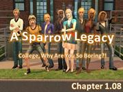 A Sparrow Legacy! Chapter 1.08