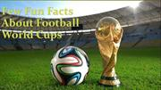 Few Fun Facts About Football World Cups