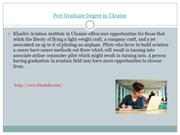 post graduate degree in ukraine