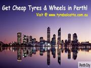 Best place to buy tyres in Perth