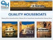Murray River Houseboat Hire To Travel In Murray River