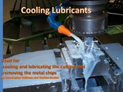 Cooling lubricants.pps