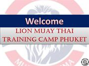 Benefits of Learning Muay Thai