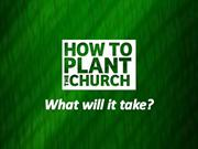 Church Planting Ses 4