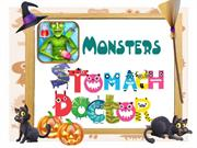 Monster Stomach Doctor - Be Super Doctor and Enjoy with Monsters