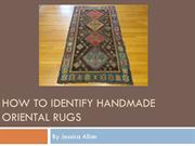 Oriental Rugs How To Identify Authentic rugs