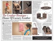 Leather Accessories Men and Women
