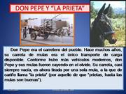 DON PEPE Y