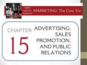 Advertising and Public Relations Narrated PPT